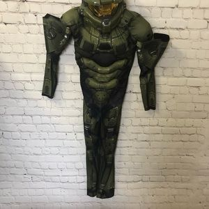 HALO Costume Size Medium 7-8